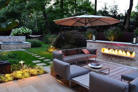 Comment organiser les espaces du jardin ?