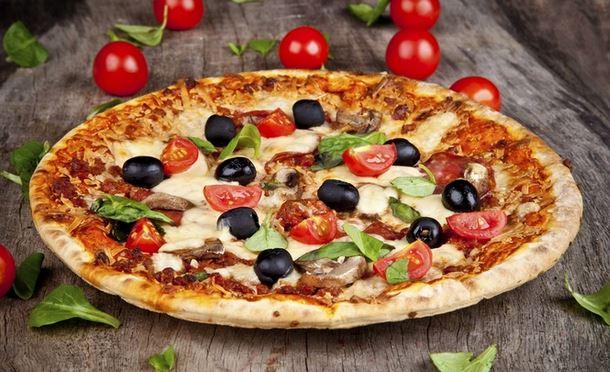 Recette de pâte à pizza fait-maison