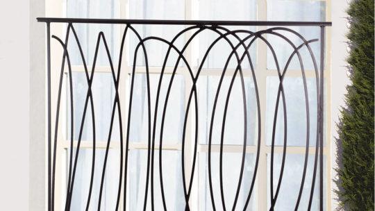 Choisir un garde-corps en fer forgé pour ses fenêtres